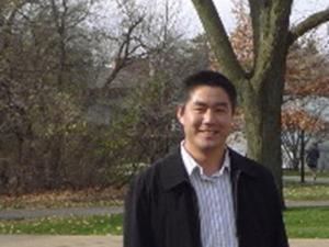 CHSS alumnus Jonathan Tsou