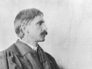 John Dewey, one of the founders of American pragmatism