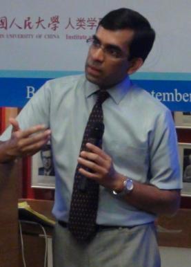 Kaushik Sunder Rajan